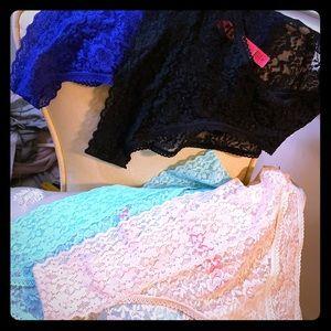 NWOT Betsy Johnson lace panties (4)